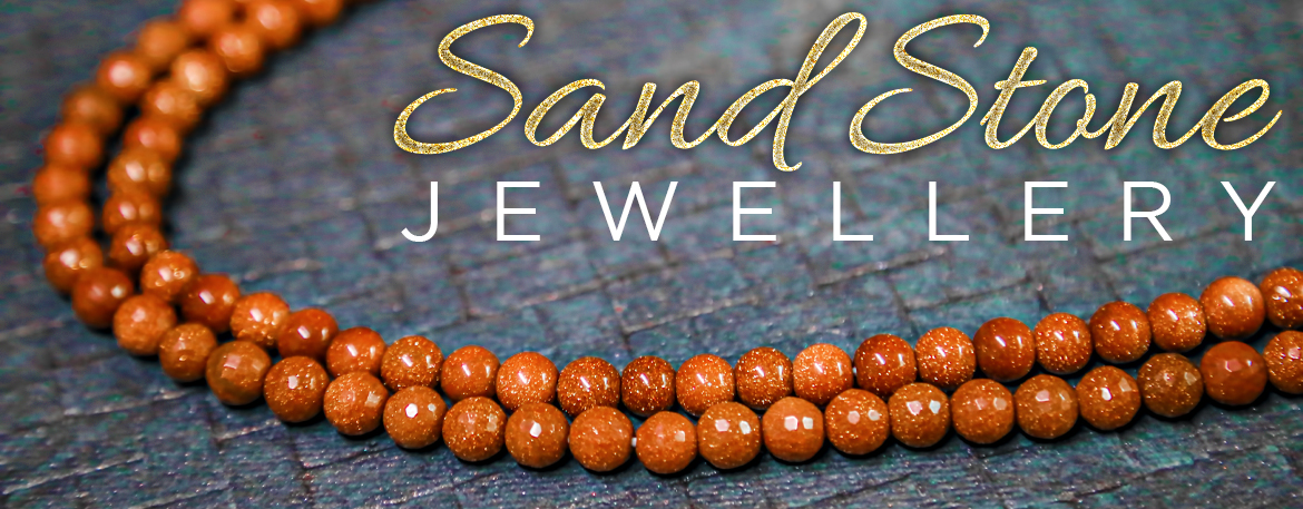 sandstone jewellery fashionable exquisite exclusive pure beautiful gemstone sparkle