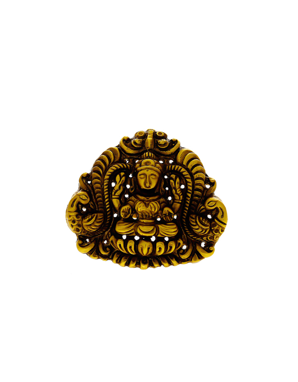 Temple Design Traditional South Indian Jewellery