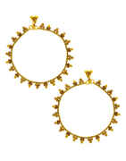 Gold Finish Simple Stunning Payal For Women