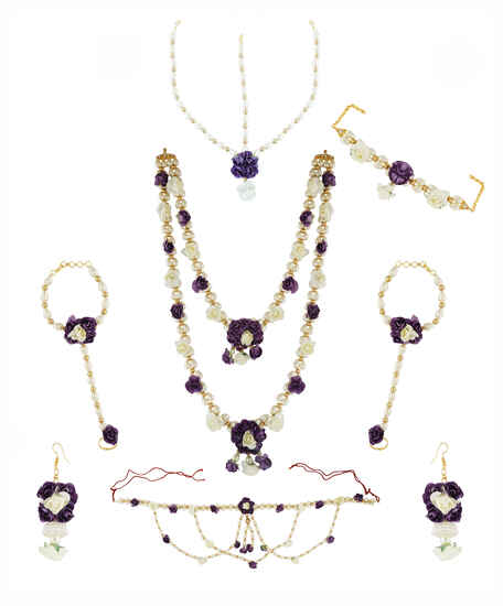 Artificial Floral Jewellery For Women