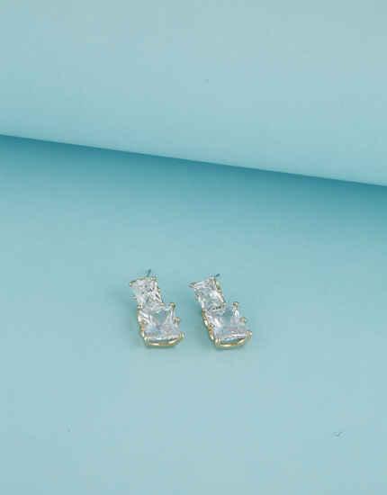 Ear Studs Latest Stud Earrings Ear Tops Design Online For Girls Anuradha Art Jewellery,2 Floor House Interior Design