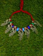 Peacock Pendant beautiful Handmade Oxidised Necklace