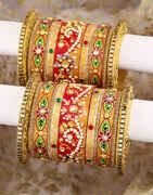 Designer Rajwadi Pattern Beautiful Rajasthani Chuda for Women