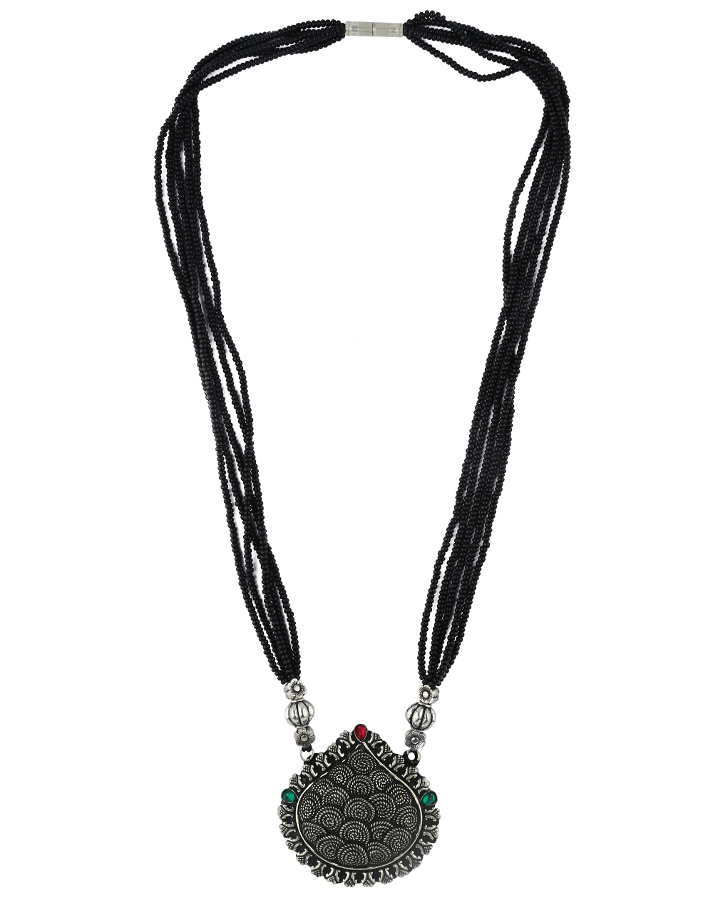 Designer Oxidised Long Mangalsutra for Women