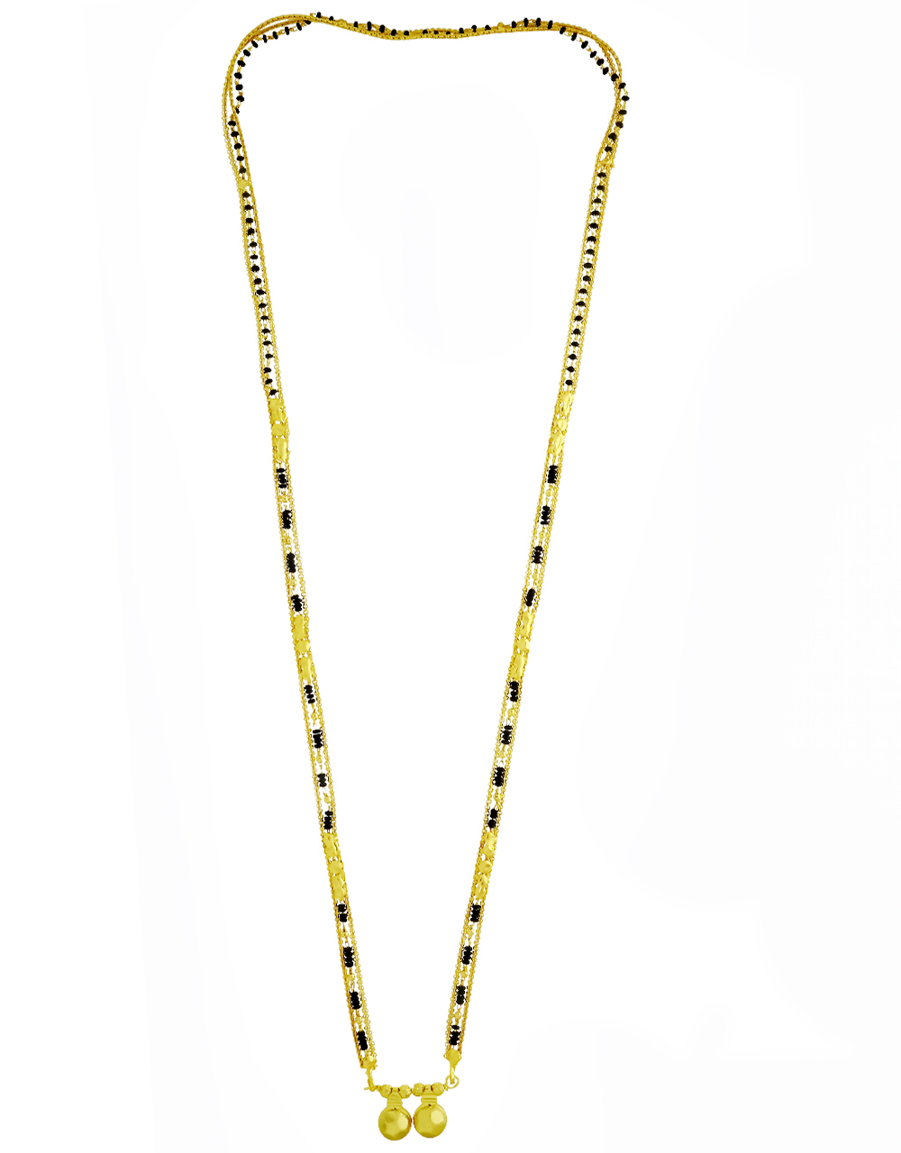 Gold Plated Adorable Wati Mangalsutra for Women at Best Price