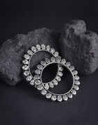 Oxidized Finish Kada Bangles Set Boho Bangles Jewellery German Jewellery For Women