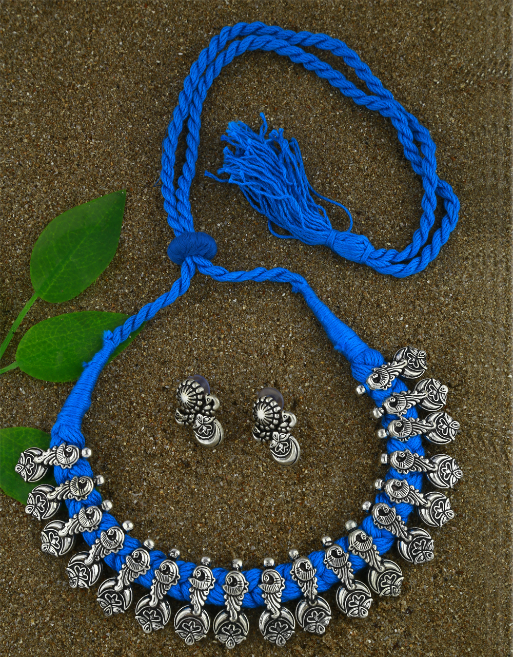 Traditional Choker Necklace For Navaratri