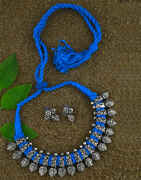Tribal jewellery For Women|Oxidized Long Necklace