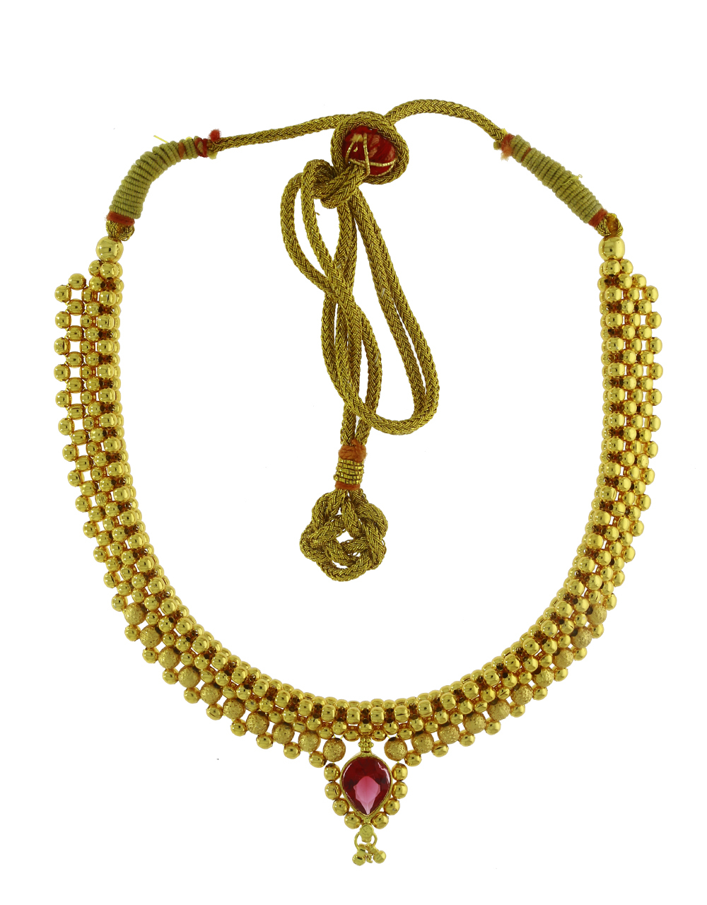Adorable Pink Colour Traditional Thushi For Women|Thushi Necklace Traditional Fancy|Thushi Jewellery For Women
