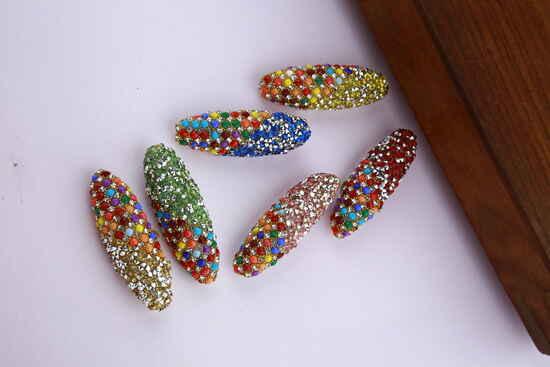 Adorable Fancy Sari Pins Combo Set For Women & Girls