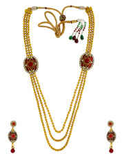 Traditional Long Nacklace