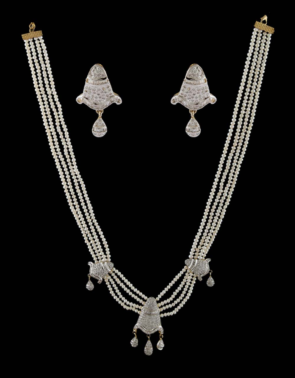 American Diamond Necklace