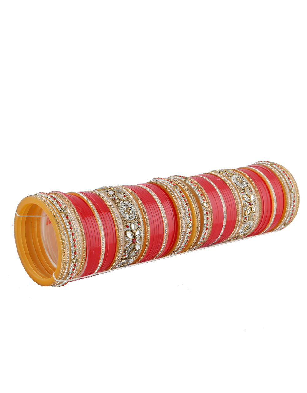 Bridal Chura in Red Colour for Women