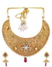 Bridal Short Necklace