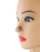 Oxidised Nose Ring