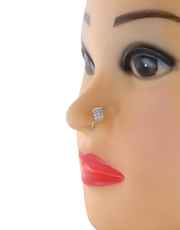 American Diamond Nose Pin