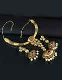 Traditional Kundan Necklace
