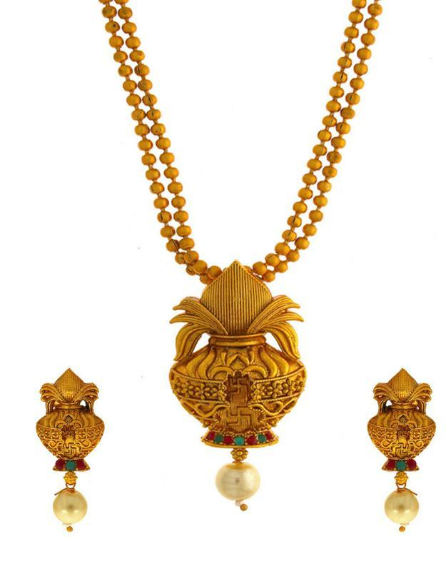 Traditional Pendant Set