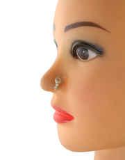 American Diamond Nose Pin