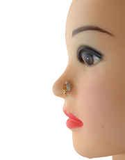 American Diamond Nose Ring