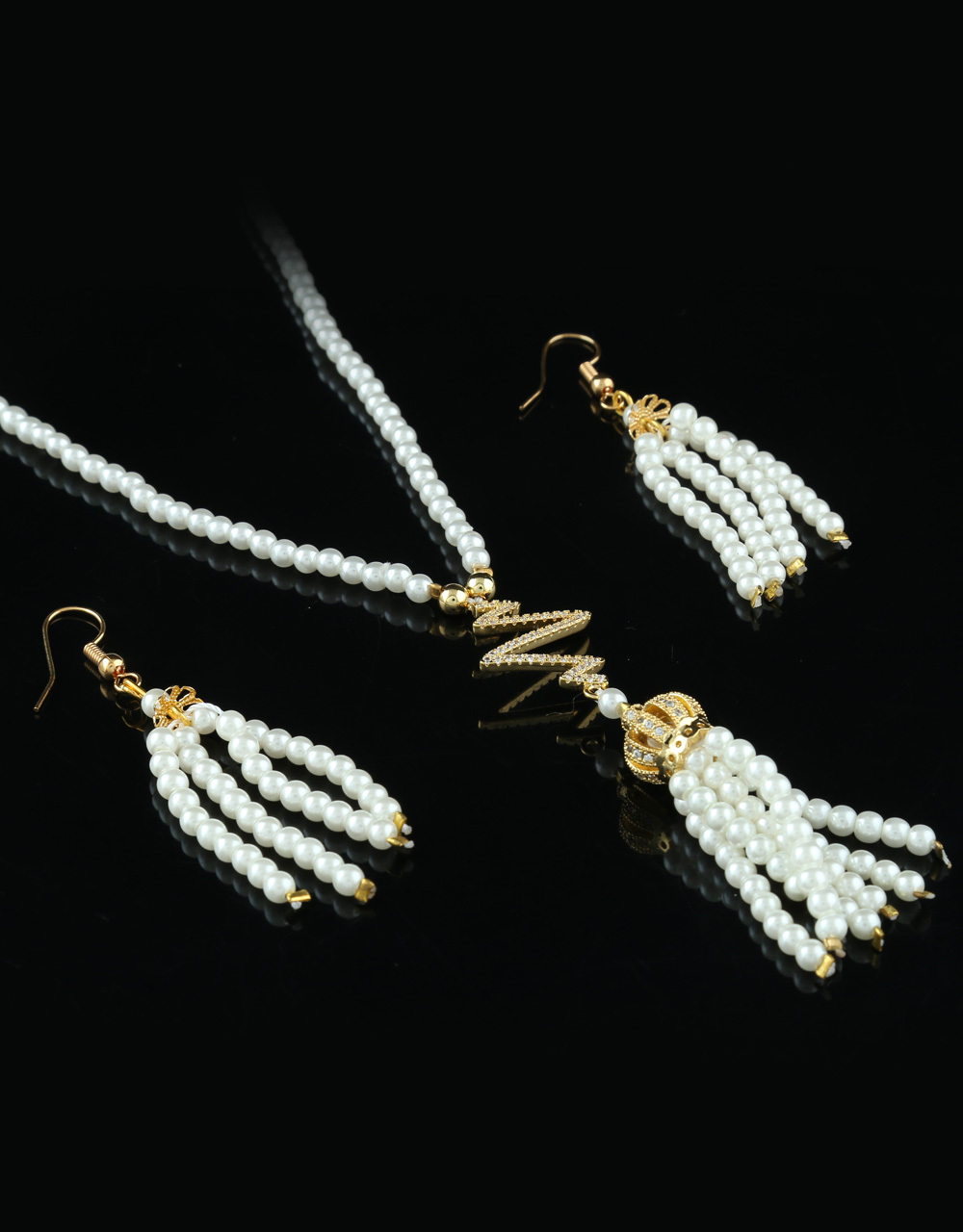 Pearl Jewellery For Girls