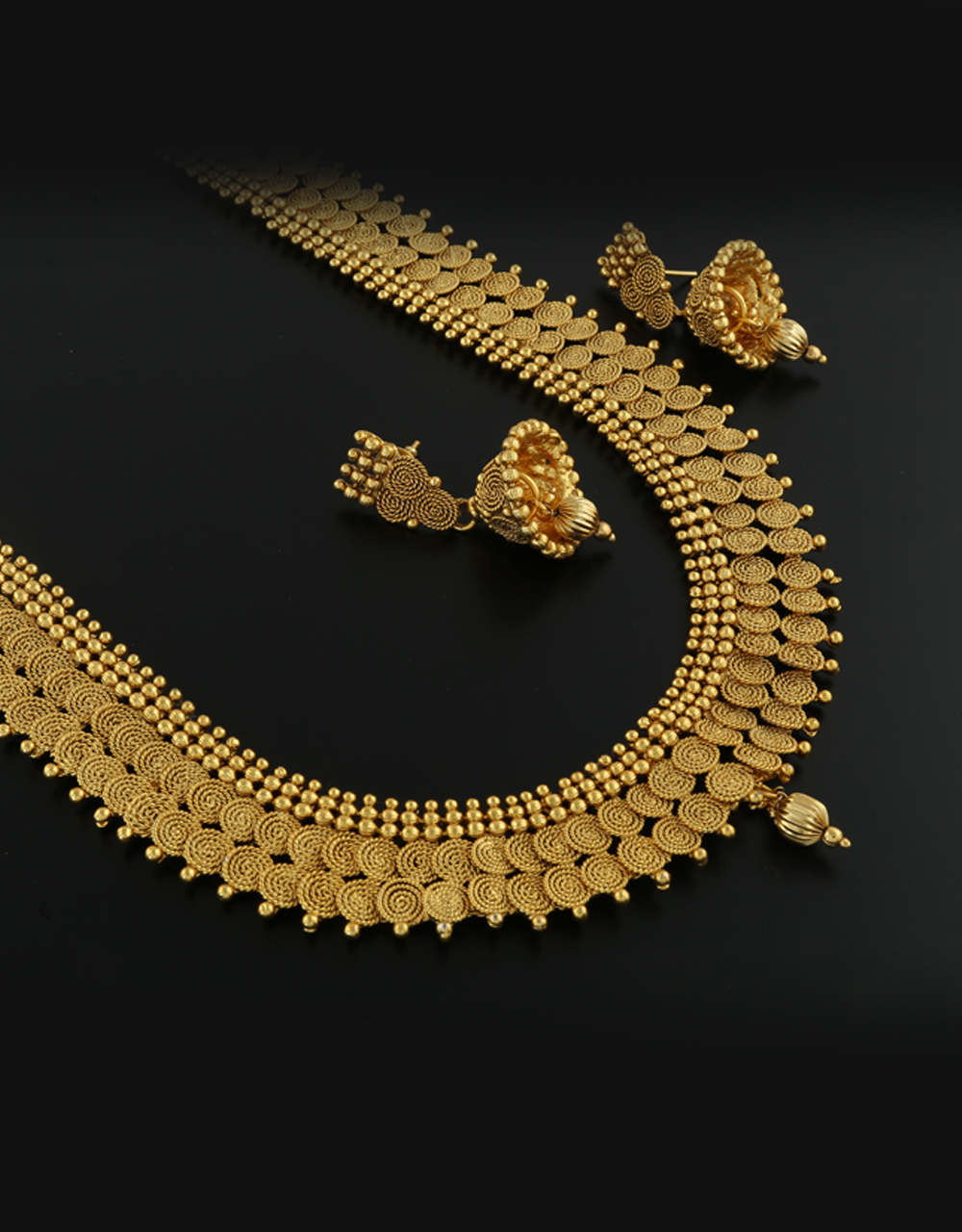 Traditional Long Necklace