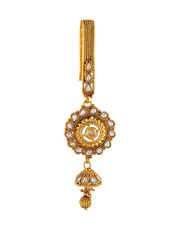 Waist Jewelry Challa Embedded with Stones