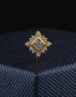 Diamond Nose Pin