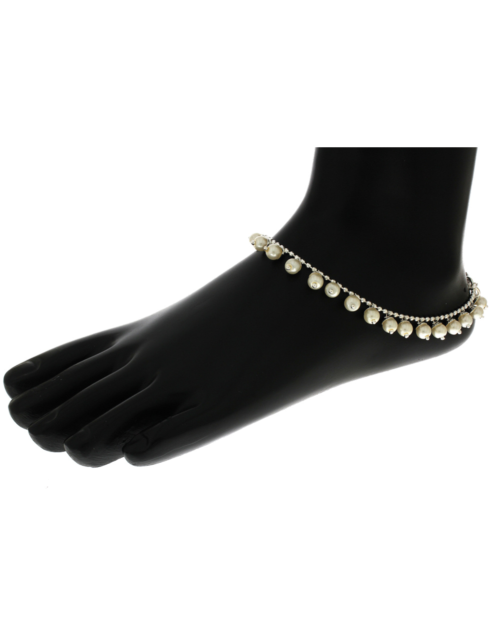 Pearl Droplet Beautiful Payal for Women