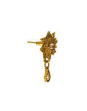 Necklace Set Stylish Necklace Studded With Stones Ethnic Necklace Set