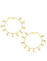 Moti Maharashtrian Jewellery Styled With Pearls Gauri Ganpati Laxmi Jewellery