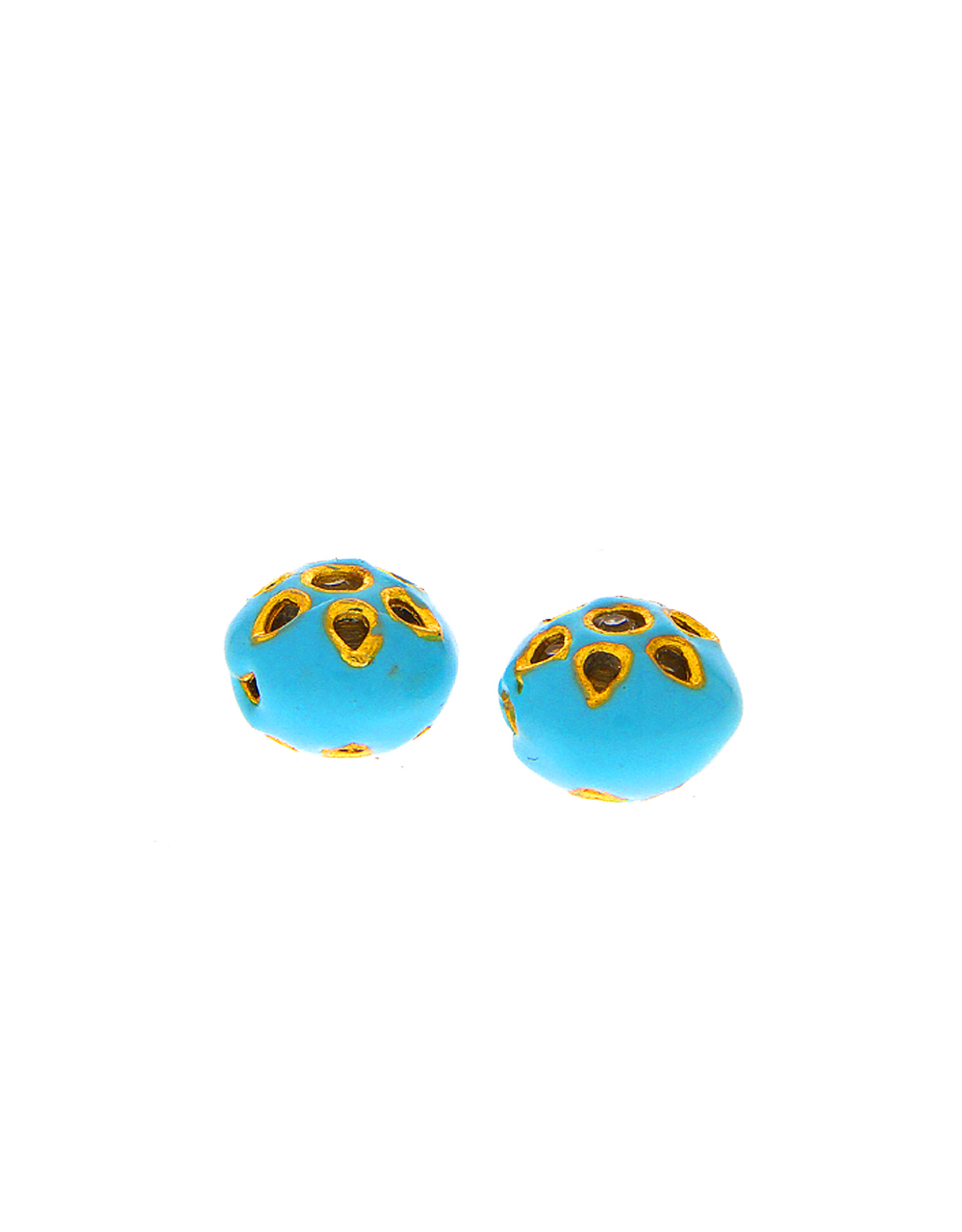Turquoise Colour Fancy Jewellery Material