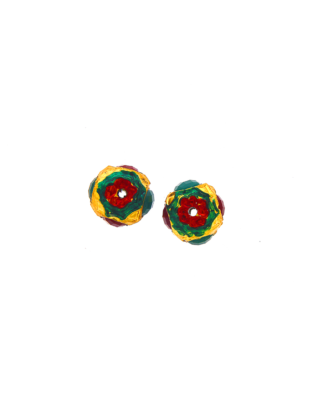 Multi Colour Jewellery Making Material