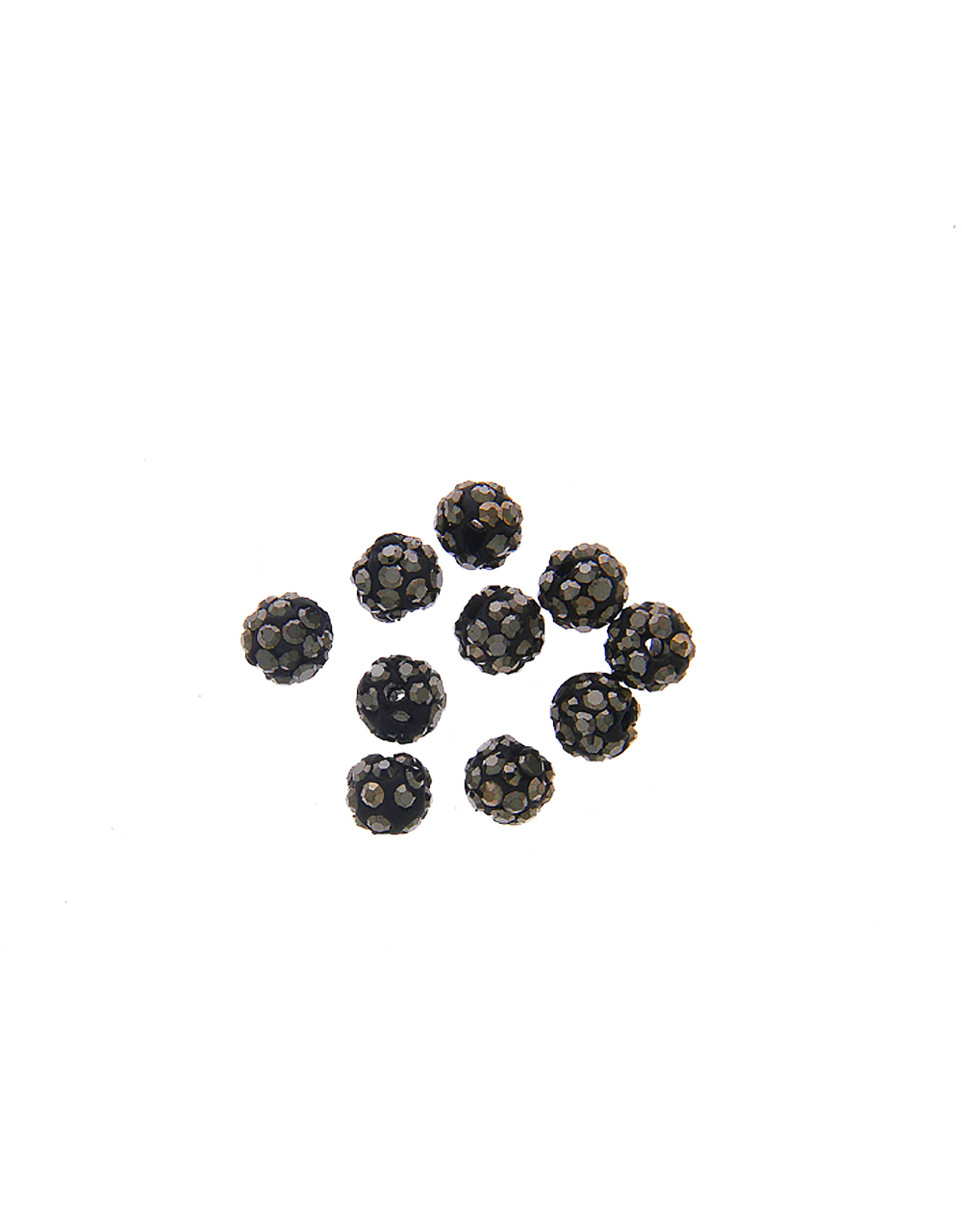 Grey Colour Jewellery Beads