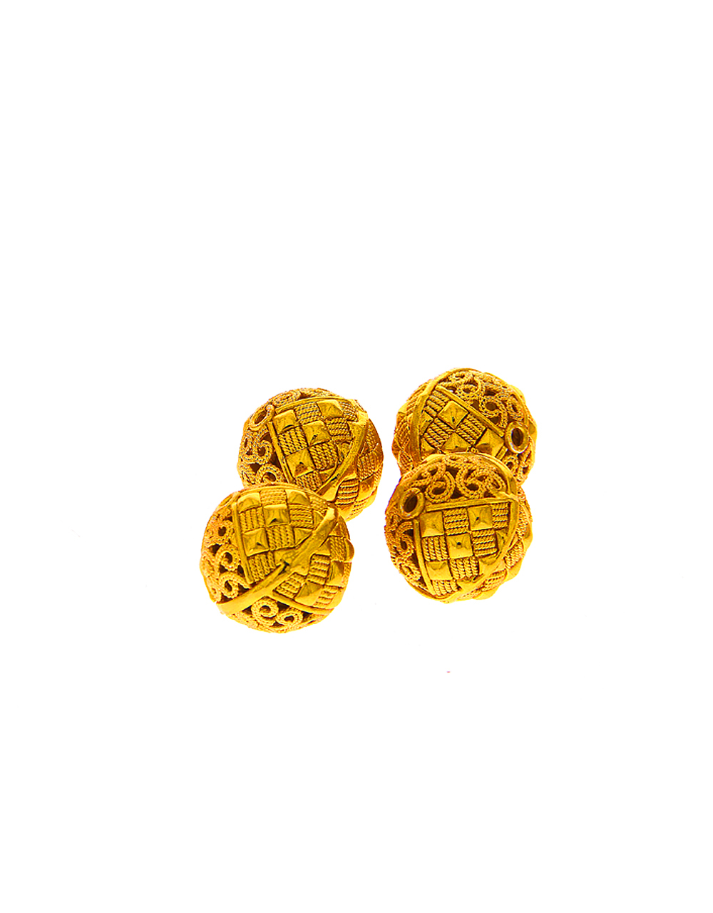 Gold Tone Adorable Beads for Jewellery Making