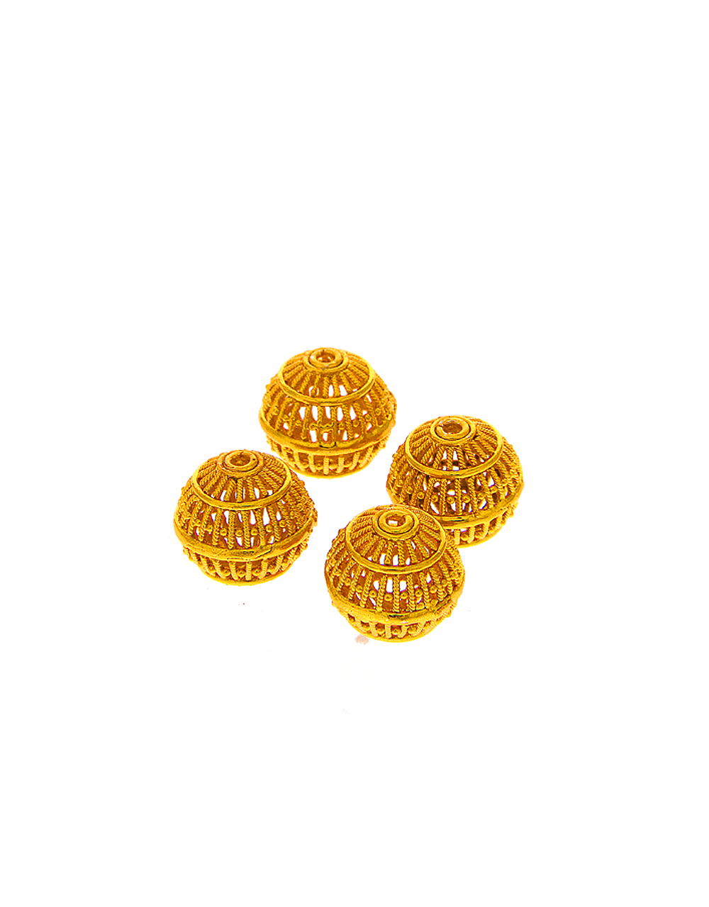Gold Finish Jewelley Design Material
