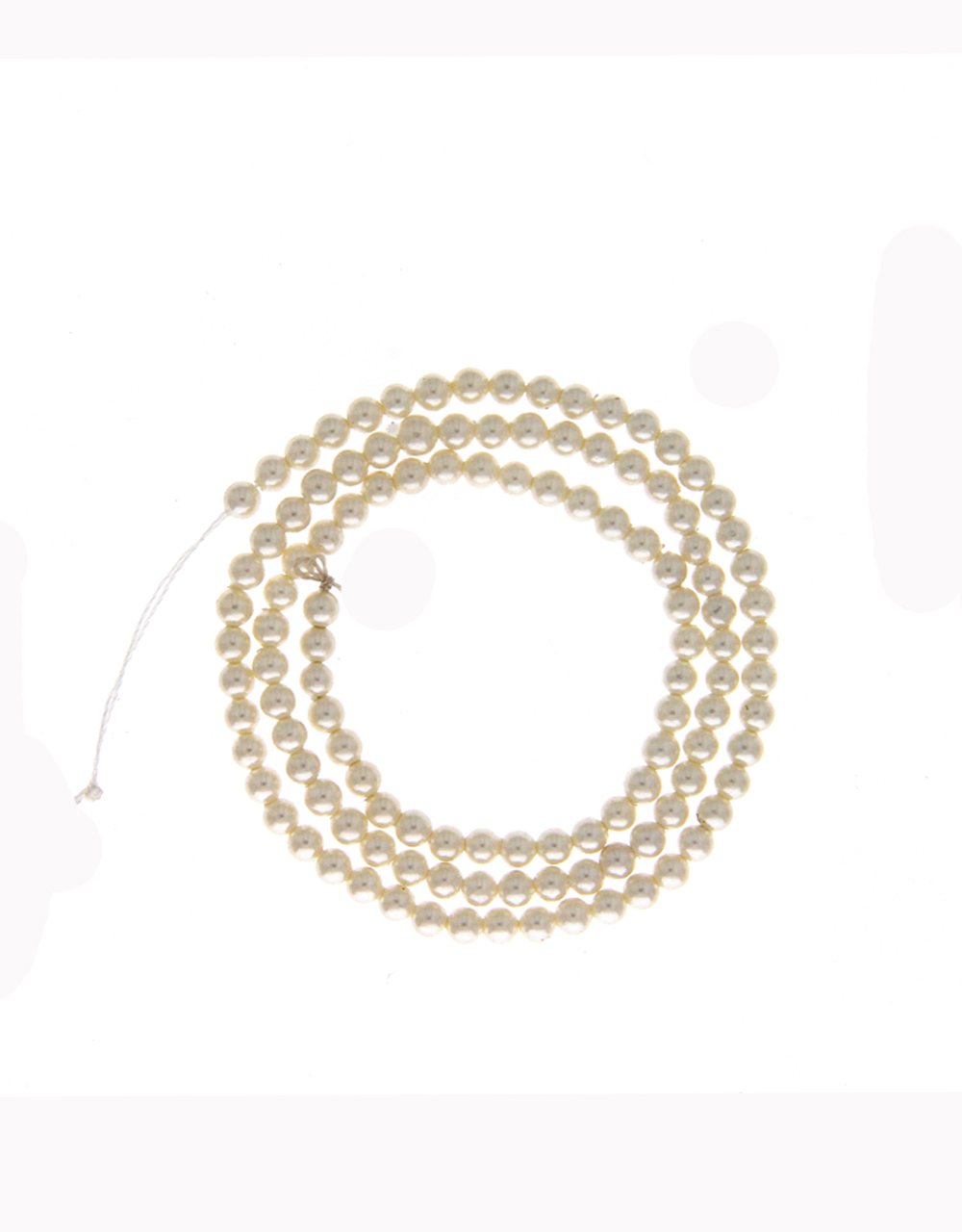 Loose Pearl Chain For Jewellery Making
