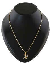Fancy Gold Finish Diamond Pendant Jewellery