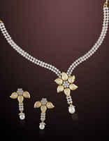 American Diamond Necklace