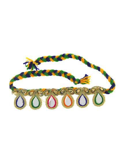 Multi Colour Handmade Bajuband