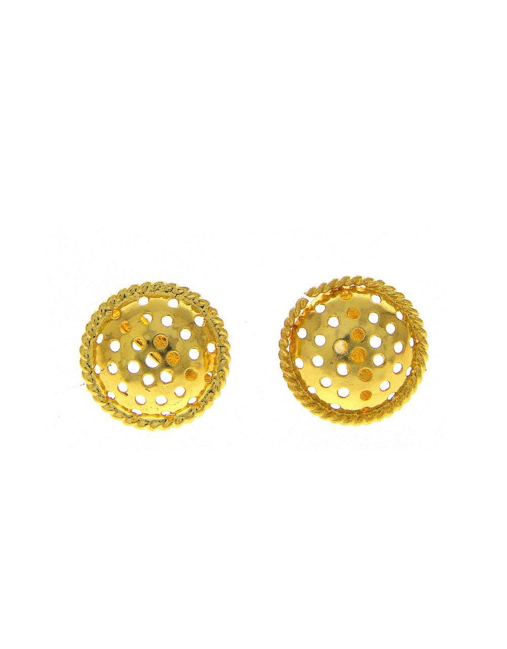 Gold Plated Ear Tops Base