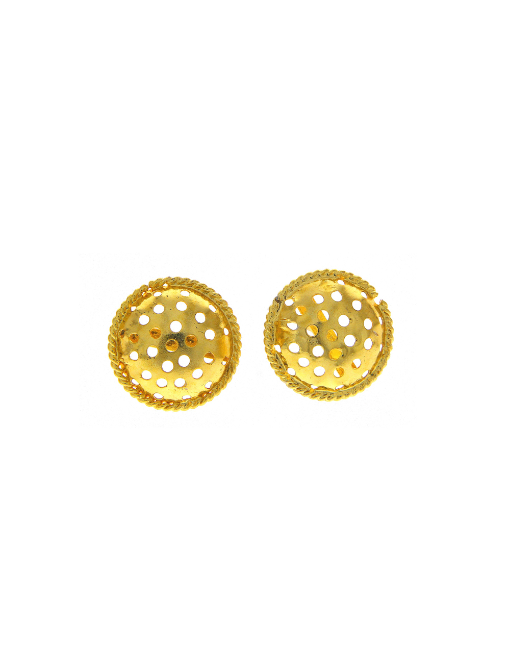 Gold Tone Ear Tops Base