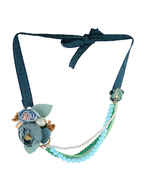 Designer Beads Necklace For Western Wear