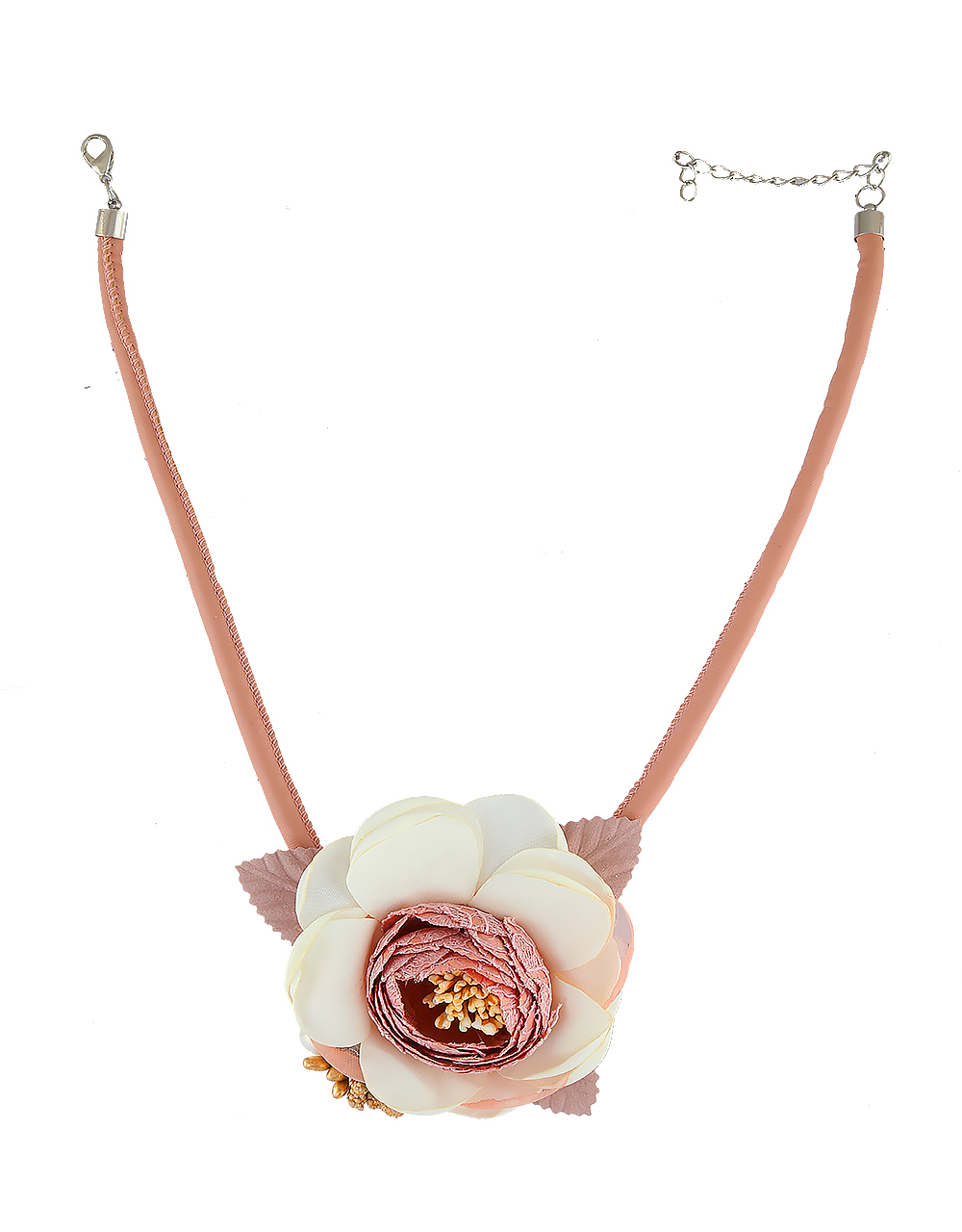 Very Classy Designer Floral Necklace For Artificial