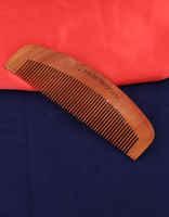 Brown Colour Wooden Hair Brush