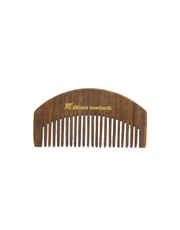 Brown Colour Wooden Hair Brush Hair Comb