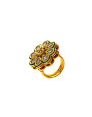Very Classy Designer Traditional Finger Ring Fancy