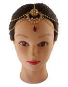 Very Classy Designer Matha Patti Hair Jewellery