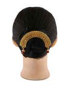 Antique Gold Finish Designer Hair Ambada Pin