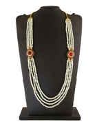 Designer Moti Groom Necklace